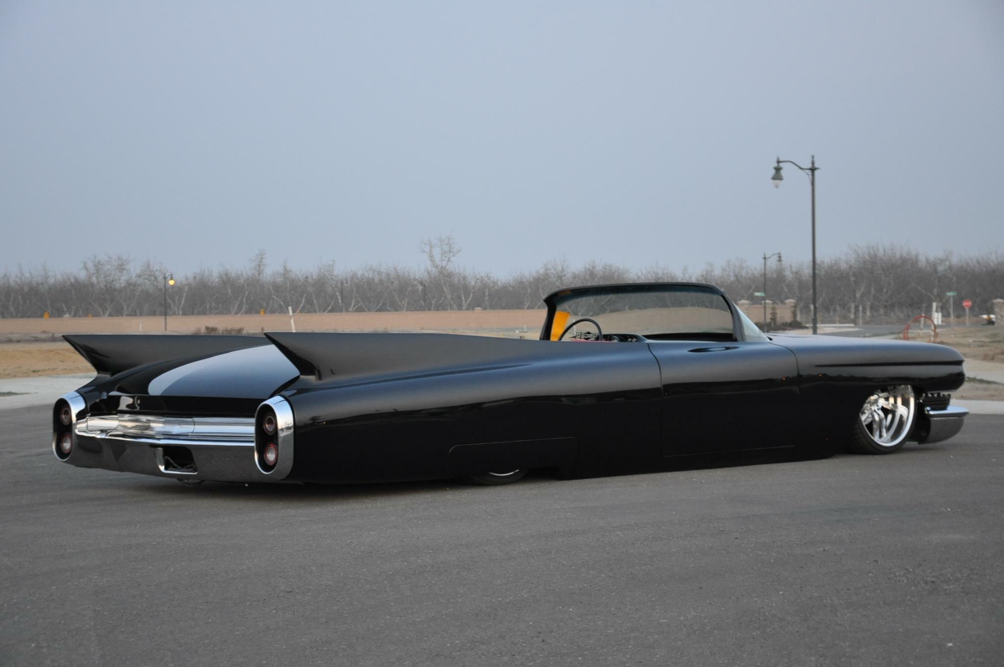 Severed Ties 1960 Cadillac Cruella Deville Justin Carrillo