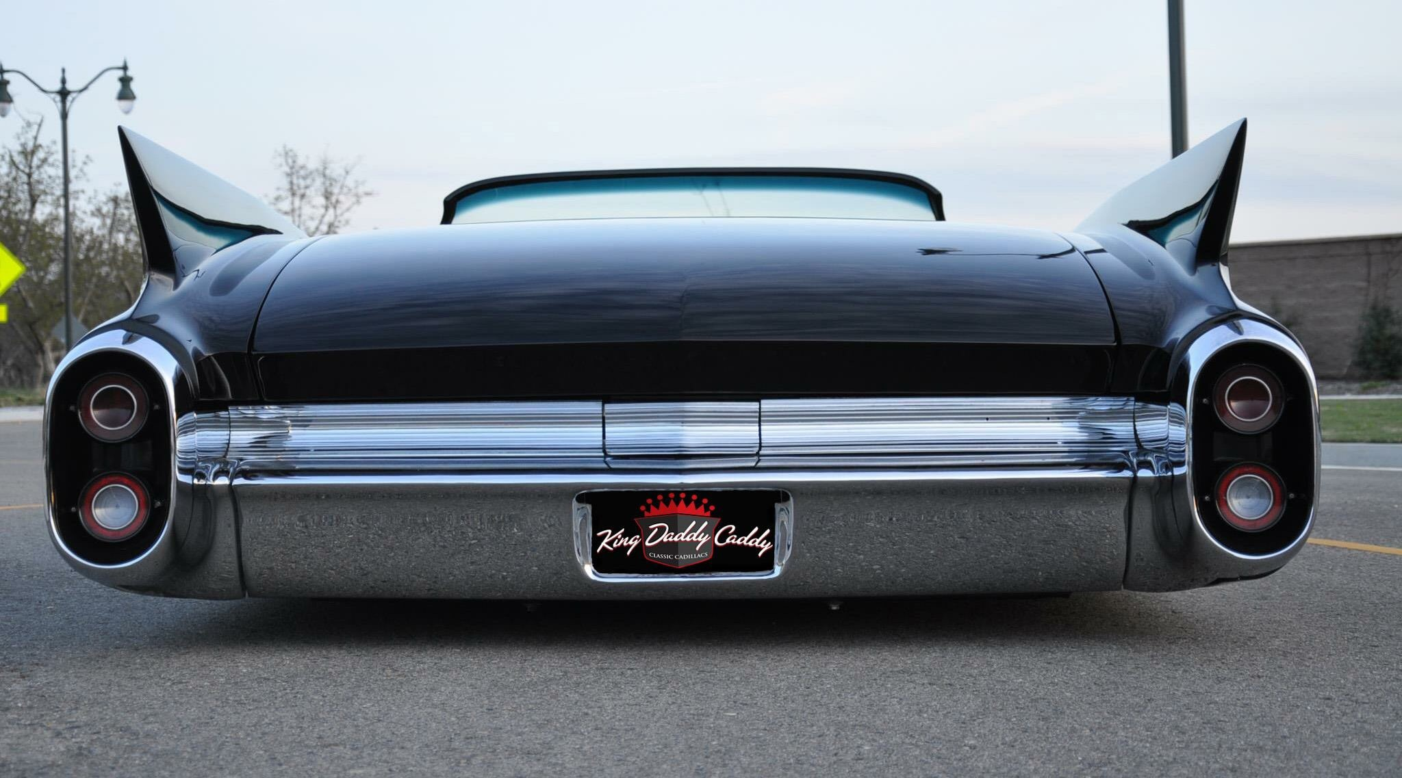 Severed Ties 1960 Cadillac Cruella Deville Justin Carrillo
