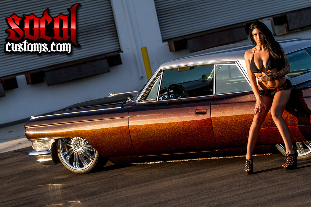Severed Ties 1964 Cadillac Coupe Deville Quot Ruby Quot Joe Molina