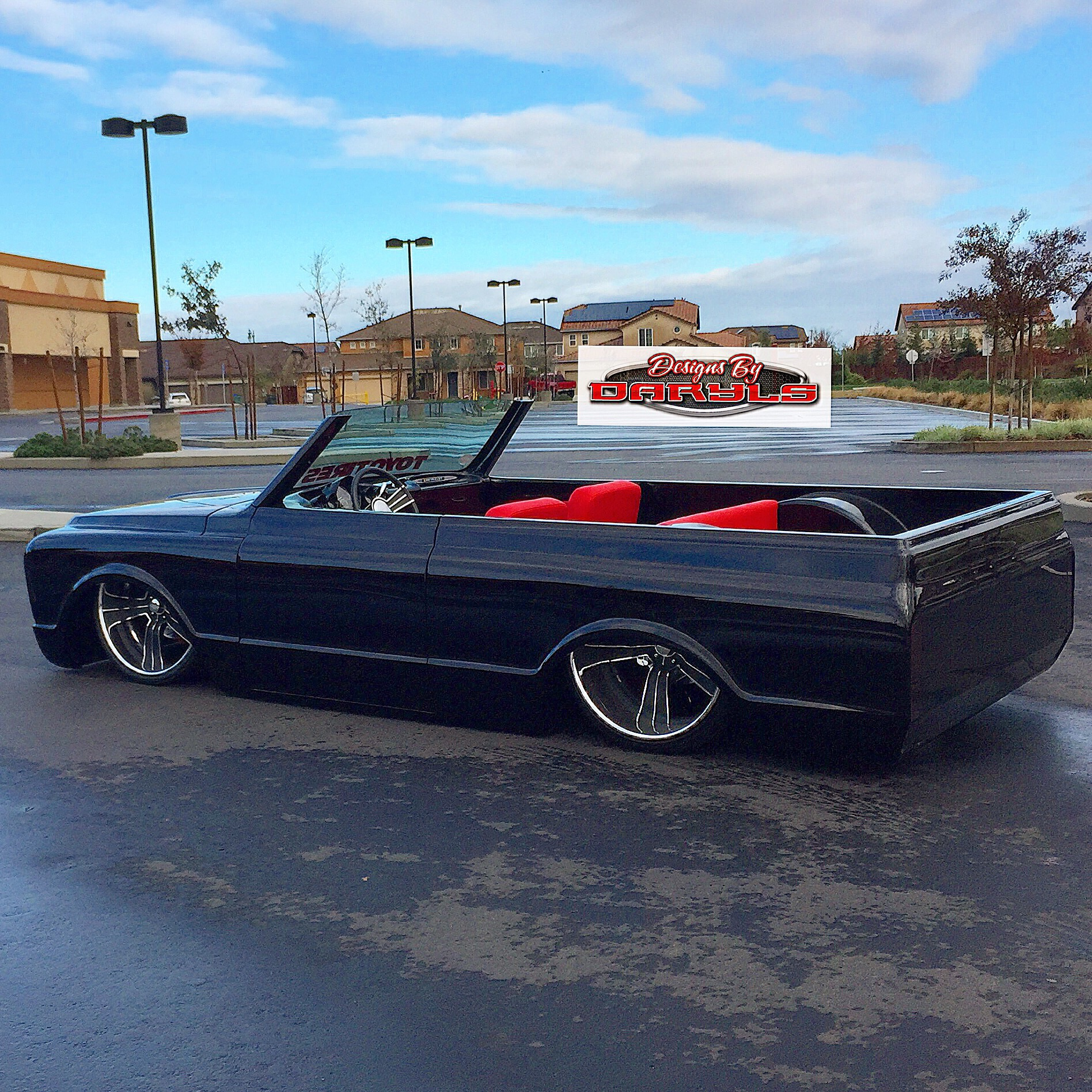 Severed Ties 1965 Cadillac Coupe Deville