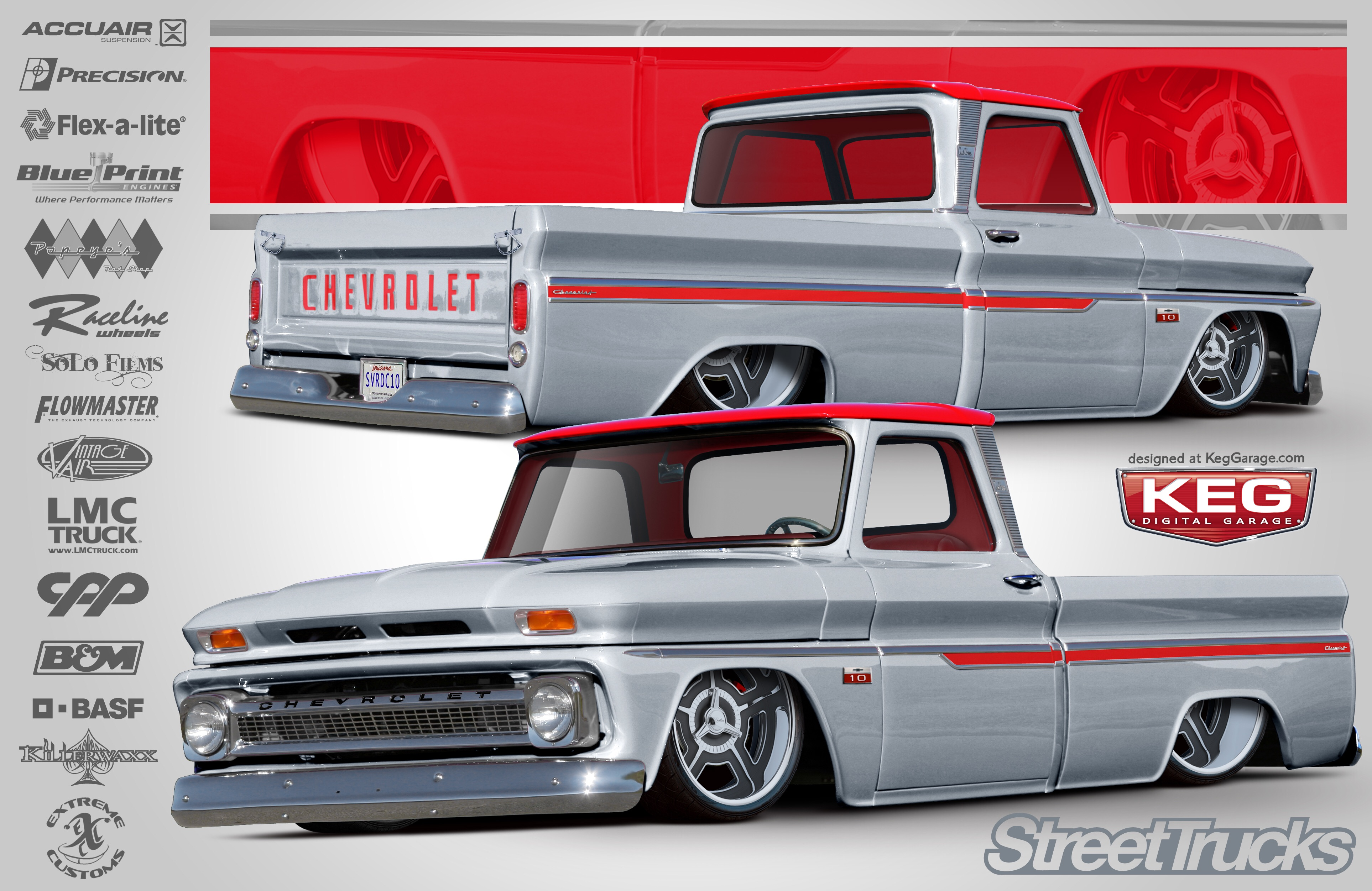 Severed Ties 1966 Chevrolet C10 Chris Stafford Truck Photo Gallery