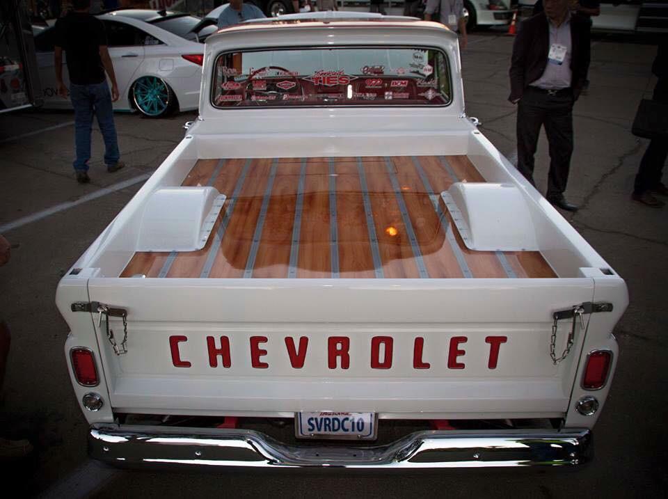 Gmc Colorado Springs >> Severed Ties 1966 Chevrolet C10 - Chris Stafford
