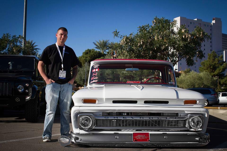 Severed Ties 1966 Chevrolet C10 Chris Stafford