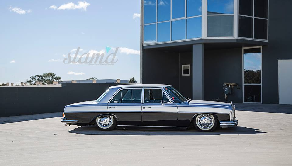 Mercedes Benz Houston North >> Severed Ties 1969 Mercedes Benz 280s - Mark Wilson