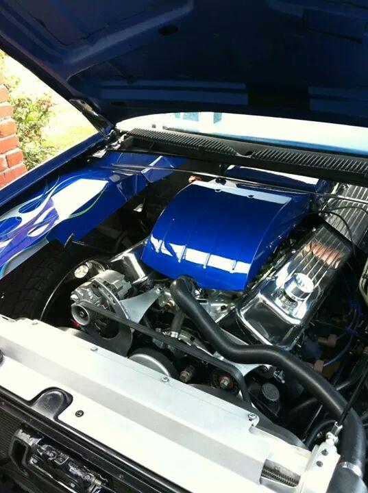 Severed Ties 1993 Chevrolet Dually Jamie Mcbride