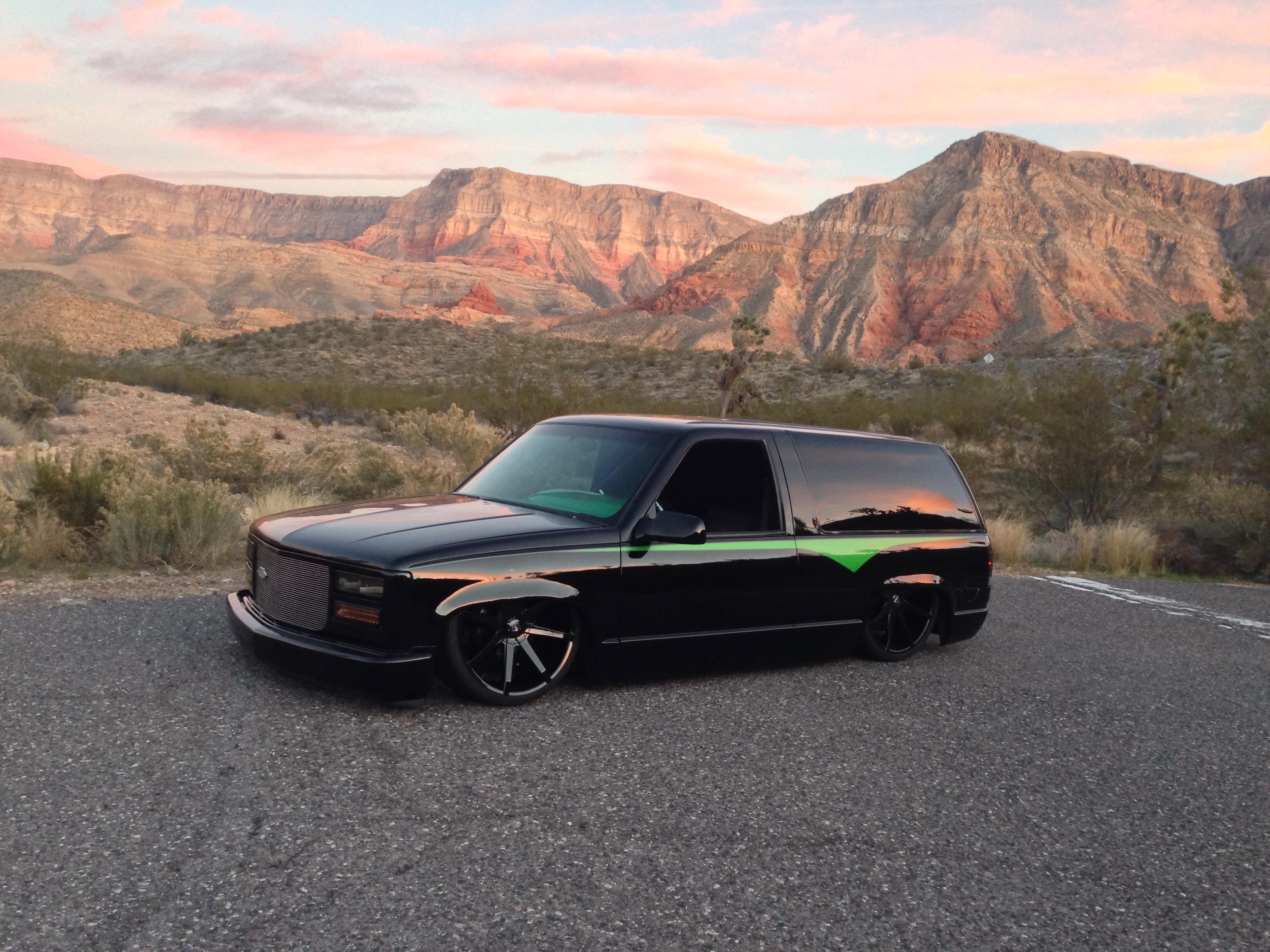 Severed Ties 1996 Chevrolet Tahoe - Paul Dolgner